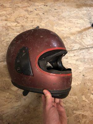 Old motorcycle helmet for Sale in Seattle, WA