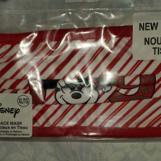 Disney Christmas Adult Face Mask