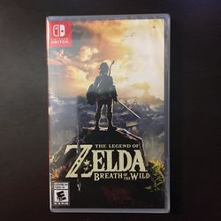 Zelda Breath Of The Wild for Sale in Kirtland,  OH