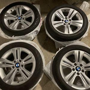 "BMW OEM 17"" Wheels 225/50 Tires for Sale in Seattle, WA"