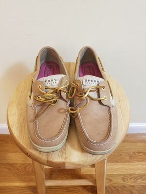 Sperry Top Women Angelfish Boat Shoe for Sale in Brookline, MA