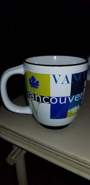Canada Vancouver collectible mug. New for Sale in Glenn Heights, TX