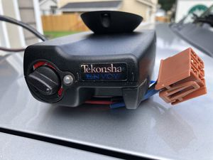 Trailer brake controller (like new) for Sale in Spanaway, WA