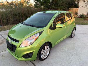 Chevy Spark 2014 En pagos 6,500 Con un down payment de $2,000 Pago al mes de $350 for Sale in Houston, TX