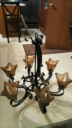 Iron Chandelier for Sale in Obetz, OH