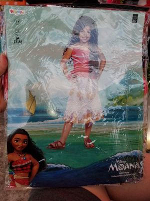 Moana costume for Sale in Conroe, TX