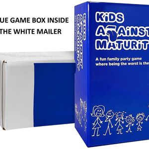 Kids Against Maturity: Card Game for Kids and Families, Super Fun Hilarious for Family Party Game Night for Sale in Detroit, MI