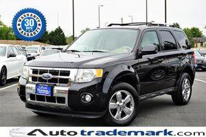 2011 Ford Escape for Sale in Manassas, VA