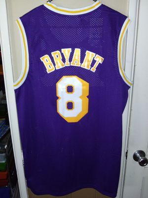 New!!! Mens XXL Kobe Bryant Los Angeles Lakers Jersey New Stitched $50. Pick up in West Covina for Sale in West Covina, CA