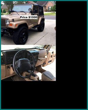 ֆ1OOO Jeep Wrangler for Sale in Glendale, CA