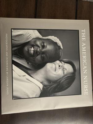 Hardcover the American nurse book for Sale in Greenville, NC