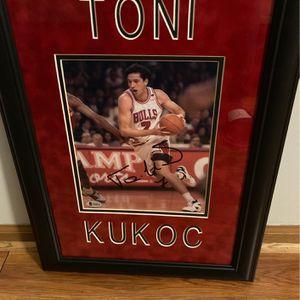 Toni Kukoc for Sale in Schaumburg, IL