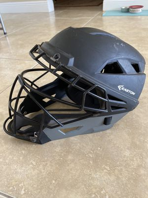 Easton catcher's mask for Sale in Hallandale Beach, FL