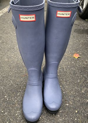 HUNTER RAIN BOOTS size 10 for Sale in Old Bridge Township, NJ