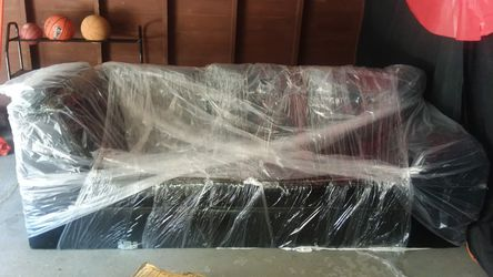 Brand New Sofa, never used. 96L, 40H & 38W. The legs were removed but we have them for Sale in WARRENSVL HTS,  OH