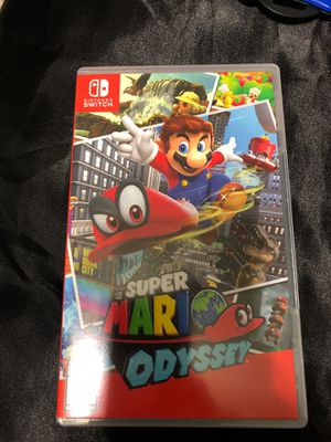 Super Mario Odyssey for Sale in Joliet, IL