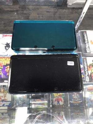 Nintendo 3ds $90 each Gamehogs 11am-7pm for Sale in East Los Angeles, CA