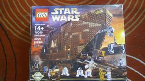 Lego sandcrawler missing pieces but.. for Sale in Las Vegas, NV