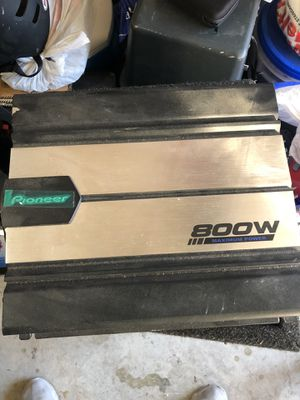 Car Stereo System for Sale in Hackensack, NJ
