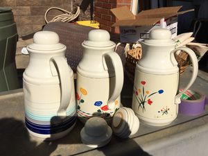 DRINK CARAFES for Sale in North Huntingdon, PA