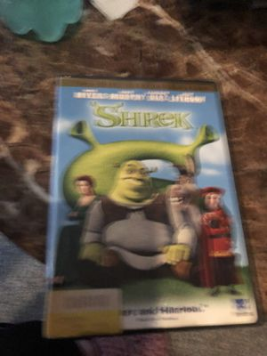 Shrek DvD 2 disc special edition. for Sale in Parkville, MD