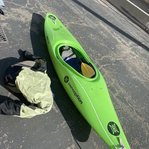 Canua Kayak for Sale in Bakersfield, CA