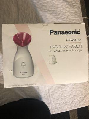 Nano Spa Quality Facial Steamer EH-SA31VP$50 for Sale in Arcadia, CA
