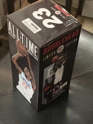 clippers bobble head limited edition for Sale in Los Angeles, CA