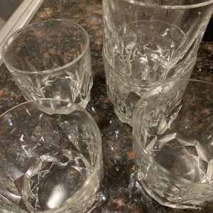 Vintage Style Glass Set for Sale in Alameda, CA