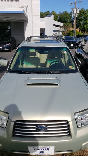 2006 Subaru forester 2.5 XT Limited for Sale in Fairfax, VA