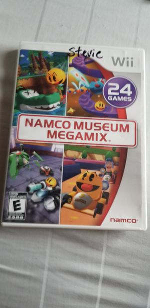 Namco Museum Megamix Works Perfectly for Sale in Bismarck, ND