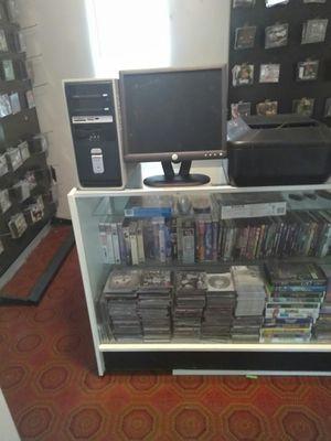 Computer and printer for Sale in Alexandria, LA