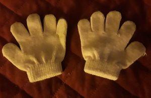 Little boys yellow gloves for Sale in Lakeland, FL