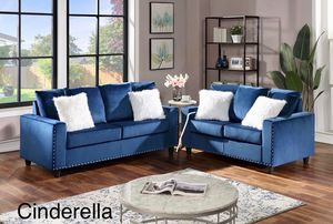 Sofa love couch set for Sale in Houston, TX