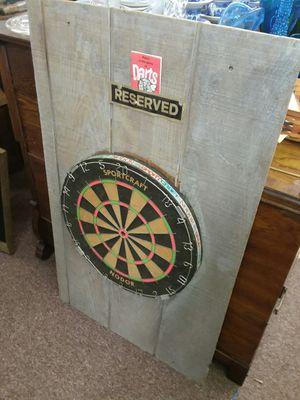 Mounted Dart Board for Sale in Sunbury, OH