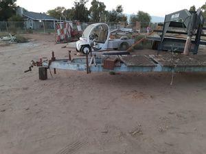Long heavy duty trailer for Sale in Corona, CA