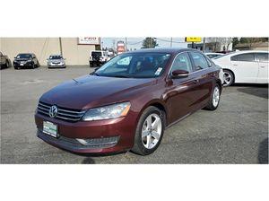 2014 Volkswagen Passat for Sale in Marysville, WA