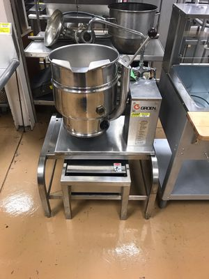 Restaurant Equipment- 20qt Tilt Kettle w/ Dump Station for Sale in Lexington, KY