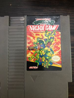 TMNT 2 The Arcade Game NES for Sale in Boerne, TX