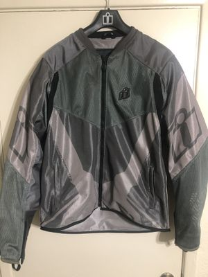 Icon Motorcycle Jacket for Sale in Glendale, AZ