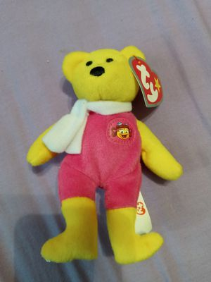 Bridie Bear TY toy from 2004 McDonald's plush beanies for Sale in Phoenix, AZ