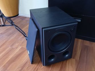 Episode Powered Subwoofer C5 SUB10 Black for Sale in Clearwater,  FL