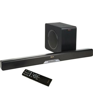 Klipsch Reference RSB-11 Sound Bar with Wireless Subwoofer for Sale in Los Angeles, CA