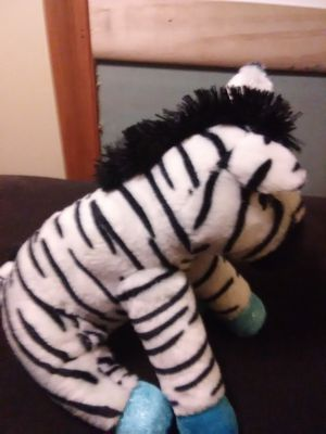 Magical Zebra Stuffed Animal for Sale in Garden City, MI