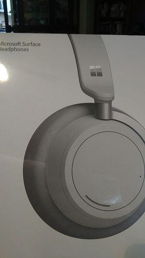 Microsoft Surface Bluetooth Headphones for Sale in St. Petersburg, FL