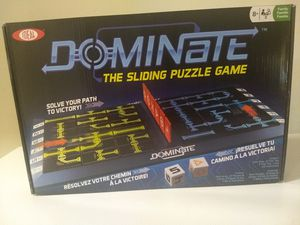 Dominate - The Sliding Puzzle Game NEW IN BOX! FACTORY SEALED for Sale in Silver Spring, MD