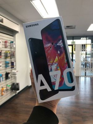 Samsung Galaxy A70 NEW Unlocked for Sale in Tacoma, WA