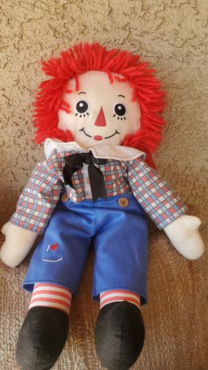 Raggedy Andy for Sale in Phoenix, AZ