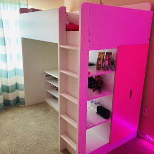 IKEA Bed And Desk for Sale in Chula Vista, CA