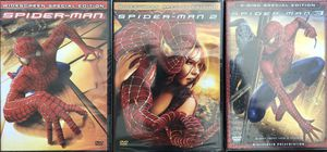 Spider Man Trilogy (DVDs) for Sale in Miami, FL